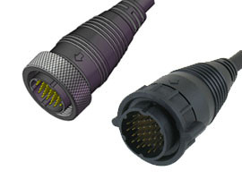 E-Size Waterproof Molding Cable