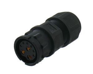 Female Pin Installable Connector