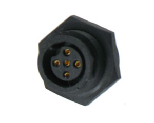 Female Rear Mount Lock Type Connector