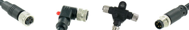 M5 & M8 Series Waterproof Connector