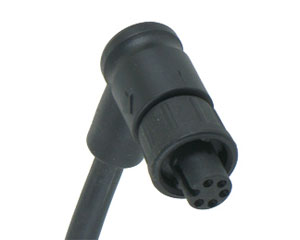 Female 90° Molding Cable