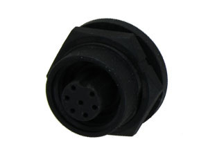 Female Rear Mount Connector
