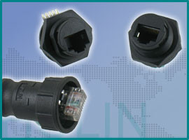 RJ45 Series Waterproof Connector