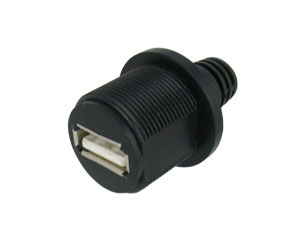 Waterproof USB 2.0 A type Female Molded Cable